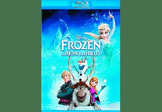 Frozen el Reino del Hielo - Blu-ray