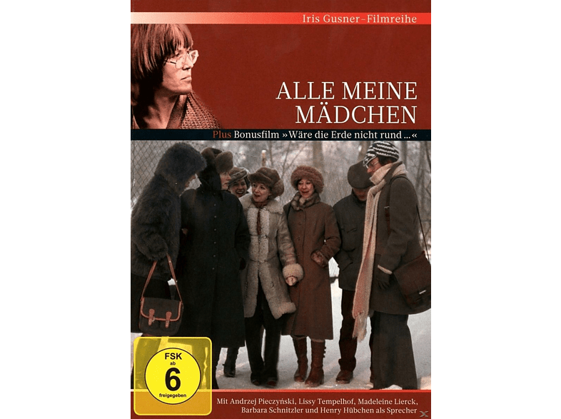 Alle Meine Mädchen/Wäre Die Erde Nicht Rund [DVD]