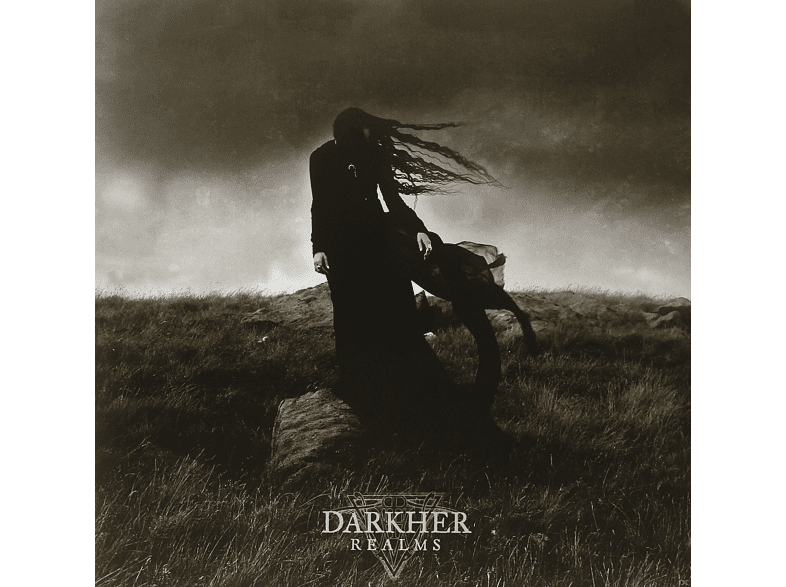 Darkher - Realms (Ltd.Gatefold/Black Vinyl/180 Gramm) [Vinyl]