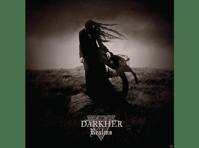 Darkher - Realms (Ltd.Gatefold/Transparent Vinyl/180 GR [Vinyl]