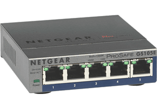 NETGEAR Unmanaged Plus GS105E