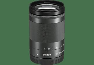 CANON EF-M 18 mm - 150 mm f/3.5-6.3 EF-M, IS, STM (Objektiv für Canon M-Mount, Graphit-Grau)