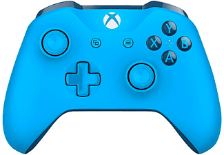 Mando inalámbrico - Xbox One Wireless Controller Gamepad Azul