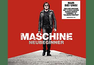 Maschine - Neubeginner (Exklusive Edition + 2 Bonustracks)  - (CD)