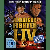 American Fighter 1-4 [Blu-ray]