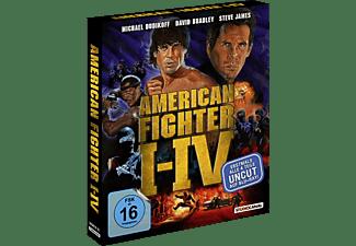 American Fighter 1-4 Blu-ray