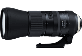 TAMRON SP G2 150 mm - 600 mm 5-6.3 Di, USD, VC (Objektiv für Nikon F-Mount, Schwarz)