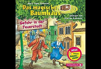Das magische Baumhaus: Gefahr in der Feuerstadt  - (CD)