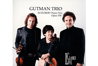 Gutman,Natalia/Gutman Trio/Moroz,S./Vinnik,D. - Natalia Gutman Portrait Vol.8 [CD]