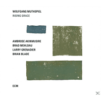 Wolfgang Muthspiel - Rising Grace [CD]
