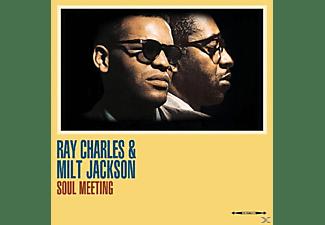 Ray Charles, Milt Jackson - Soul Meeting  - (Vinyl)