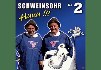 Schweinsohr - Huuu!!!-No.2  - (CD)