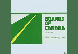 Boards Of Canada - Trans Canada Highway Ep  - (Maxi Single CD)
