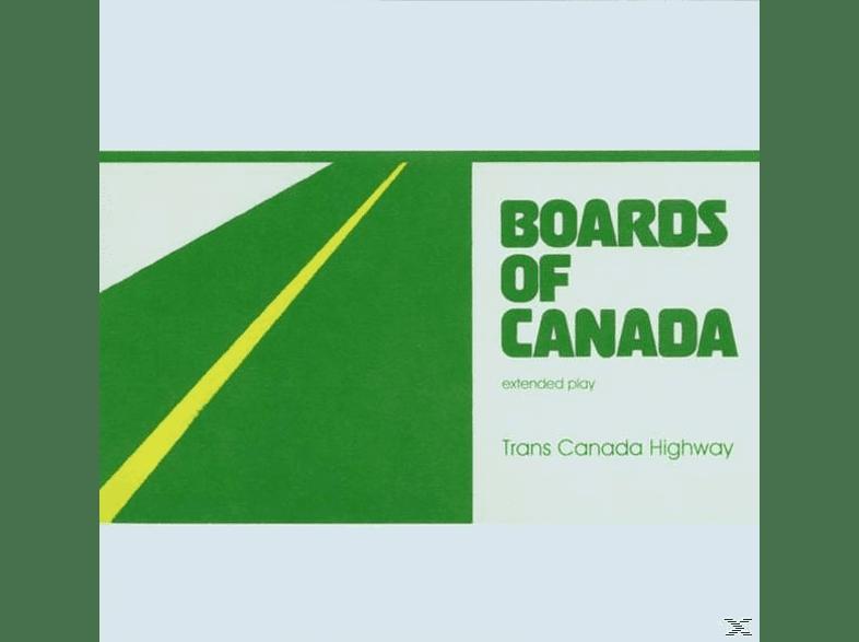 Boards Of Canada - Trans Canada Highway Ep [Maxi Single CD]