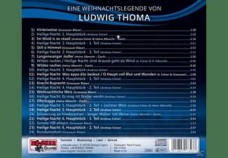 Andreas Estner, Grassauer Blechbläser, VARIOUS - Heilige Nacht v.L.Thoma  - (CD)