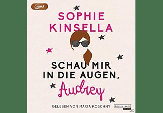 Schau Mir In Die Augen,Audrey (MP3/SA)  - (MP3-CD)