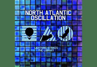 North Atlantic Oscillation - Lightning Strikes The Library (Best Of)  - (CD)