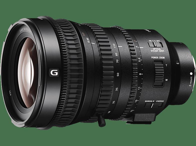 SONY E PZ 18-110mm F4 G OSS Zoomobjektiv