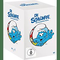 DIE SCHLÜMPFE SERIE KOMPLETT (STANDARD BOX) [DVD]