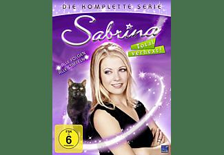 Sabrina - Total verhext! - Die komplette Serie DVD