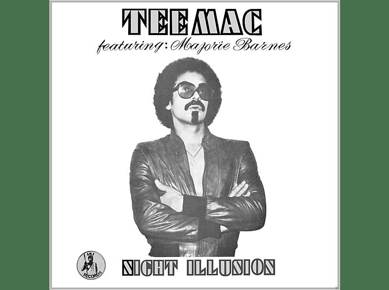 Tee Mac, Marjorie Barnes - Night Illusion (Feat. Marjorie Barnes) [LP + Download]
