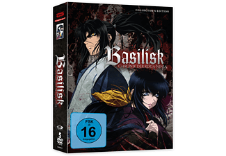 Basilisk - Gesamtausgabe - DVD Box (5 Discs) DVD