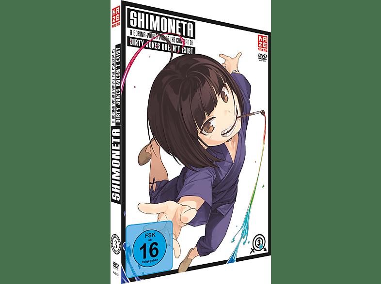 Shimoneta - Vol. 3 [DVD]