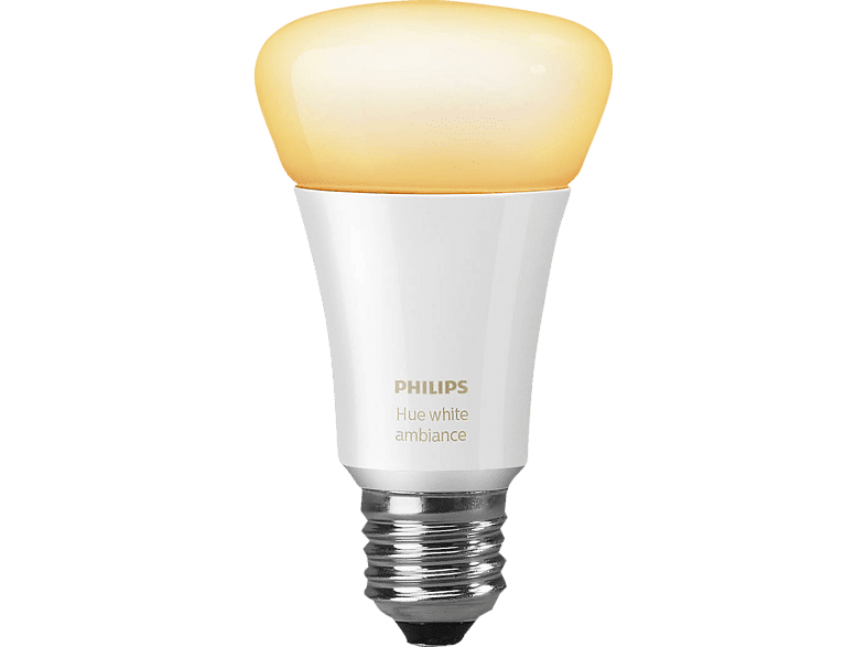 PHILIPS HUE Ledlamp Hue White Ambiance E27