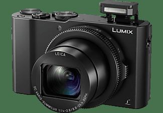PANASONIC Lumix DMC-LX15 mit hochlichtstarken LEICA DC-Objektiv, schwarz