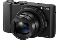 PANASONIC Lumix DMC-LX15 LEICA Digitalkamera Schwarz, 20.1 Megapixel, 3x opt. Zoom, TFT-LCD, WLAN