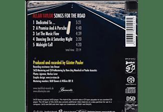 Allan Taylor - Songs For The Raod  - (CD)