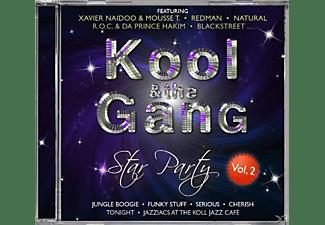 Kool & The Gang - Kool & The Gang-Star Party Vol.2  - (CD)