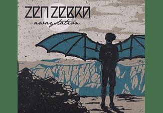 Zen Zebra - Awaystation  - (CD)