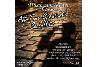 Richard Rossbach - DRESSURREITEN: ALL-TIME GREATEST SOUL HITS  - (CD)