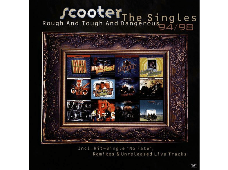 Scooter - Rough And Tough And Dangerous- [CD]