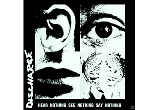Discharge - Hear Nothing See Nothing Say...  - (CD)
