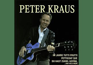 Peter Kraus - Im Jahre Tutti Frutti, Petticoat Sue Und Viele Mehr  - (CD)