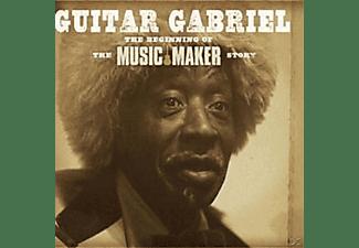 Guitar Gabriel - BEGINNING OF MUSIC MAKER  - (CD)
