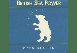 British Sea Power - Open Season  - (CD)