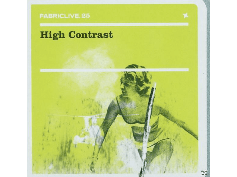 High Contrast - Fabric Live 25 [CD]