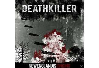 Deathkiller - New England is sinking - (CD)