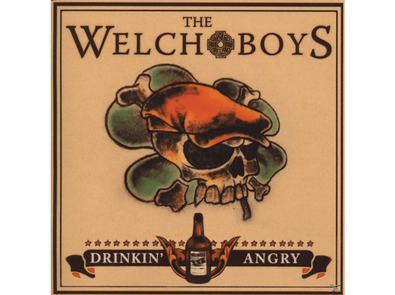 Welch, The Welch Boys - Drinkin' Angry [CD]