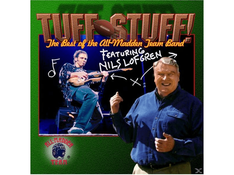 Nils All Madden Team Band & Lofgren, Nils Lofgren - Tuff Stuff Best Of All-Madden Team [CD]