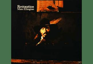 Marc Ellington - Restoration  - (CD)