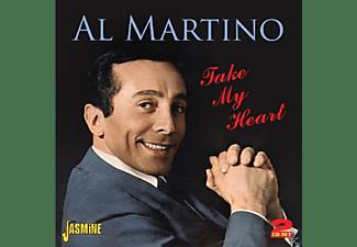 Al Martino - Take My Heart  - (CD)