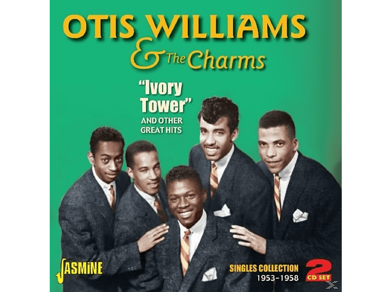 Williams, Otis / Charms, The - Ivory Tower & Other Great [CD]