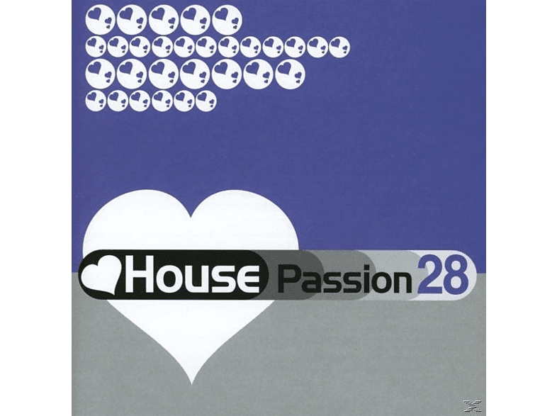 VARIOUS - House Passion Vol.28 [CD]