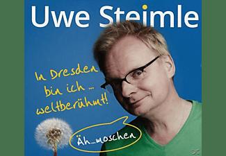 Uwe Steimle - In Dresden bin ich weltberühmt  - (CD)