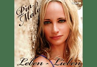 Pia Malo - Leben-Lieben  - (CD)