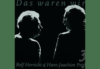 Herricht - Das Waren Wir Teil 3  - (CD)